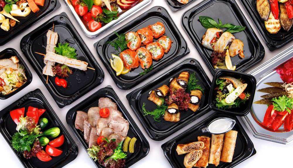 0 Продвижение услуг по доставке еды в интернете