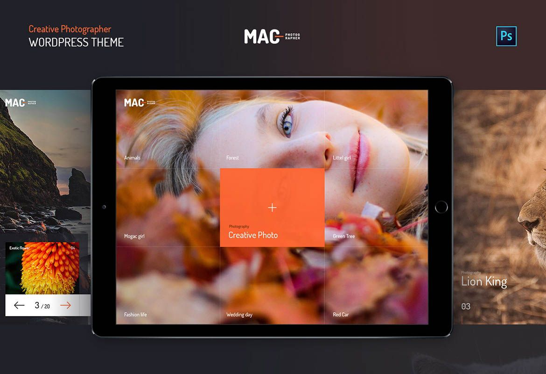 34 Mac Photographer