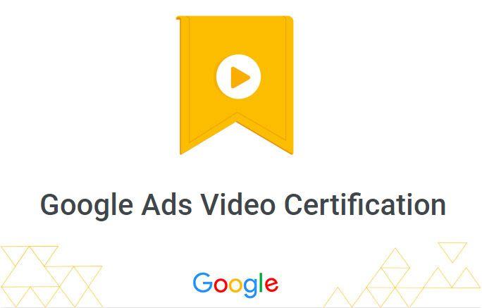 Сертификат Google Ads Алексей Фокин