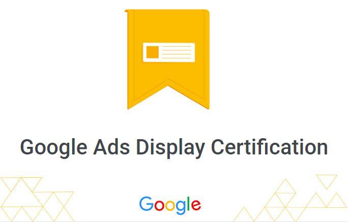 Сертификат Google Ads Дмитрий Курбатов