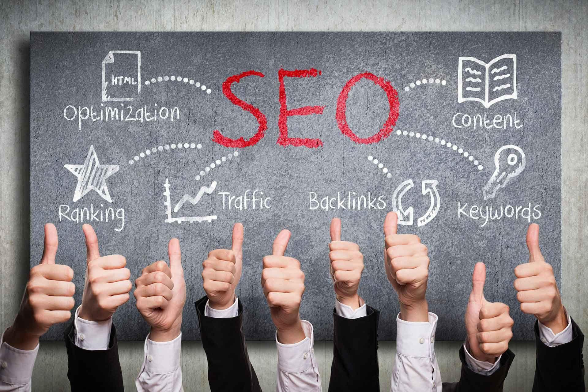 Эффективное продвижение сайтов – задача для целой команды специалистов